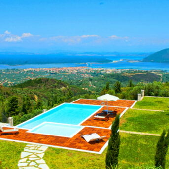 Anemones Villa, Spanohori, Lefkada