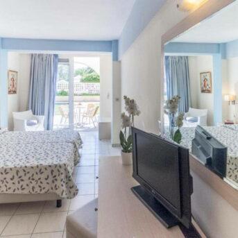 Messonghi Beach Hotel, Moraitika, Corfù