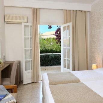 Nefeli Hotel, Kommeno, Corfù