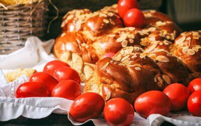 Tsoureki, il tradizionale dolce pasquale greco
