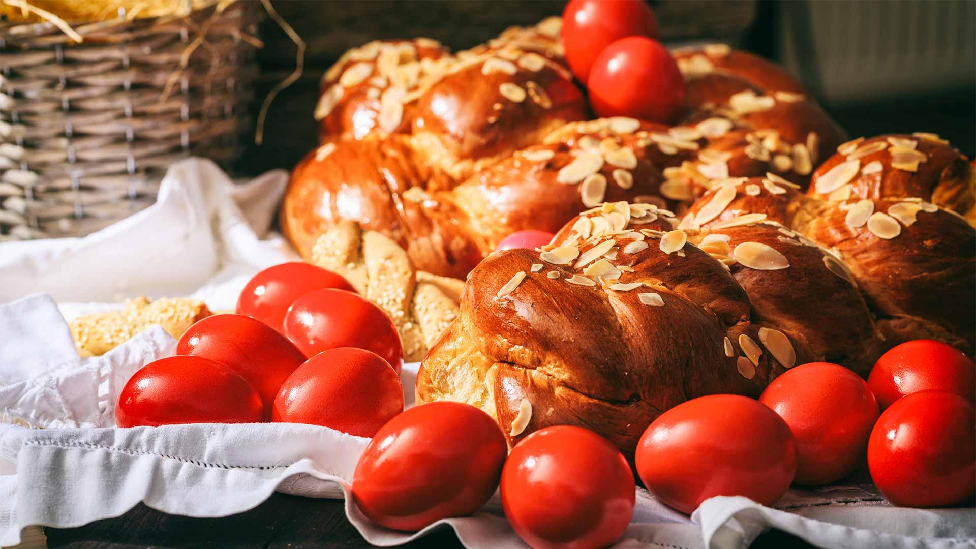 La Pasqua greca: lo Tsoureki