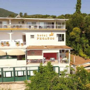 Pegasos Hotel, Nikiana, Lefkada