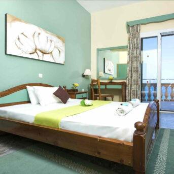 Potamaki Beach Hotel, Benitses, Corfù