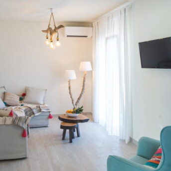 Tadelfia appartamenti, Kalami, Corfù