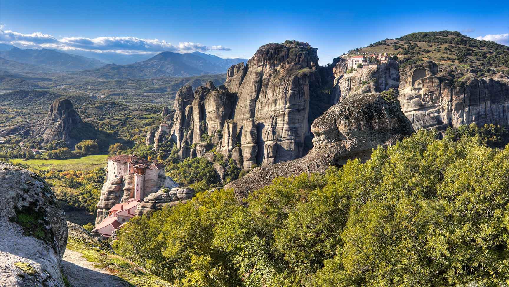 Grecia: 10 posti incredibili tutti da scoprire