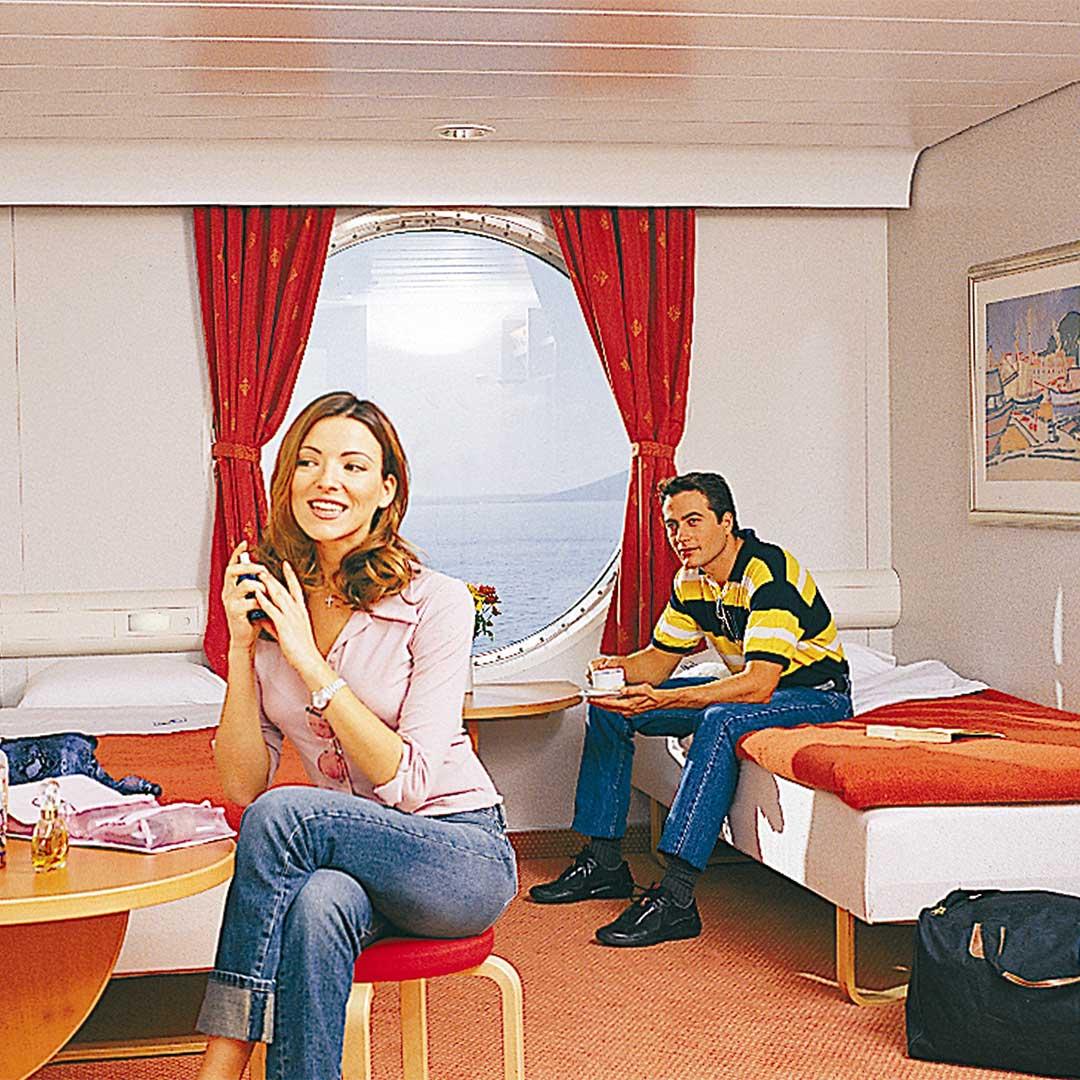 Viaggiare in traghetto: quando la vacanza inizia con il viaggio