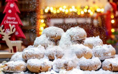 Ricetta Kourabiedes, i golosissimi biscotti greci di Natale